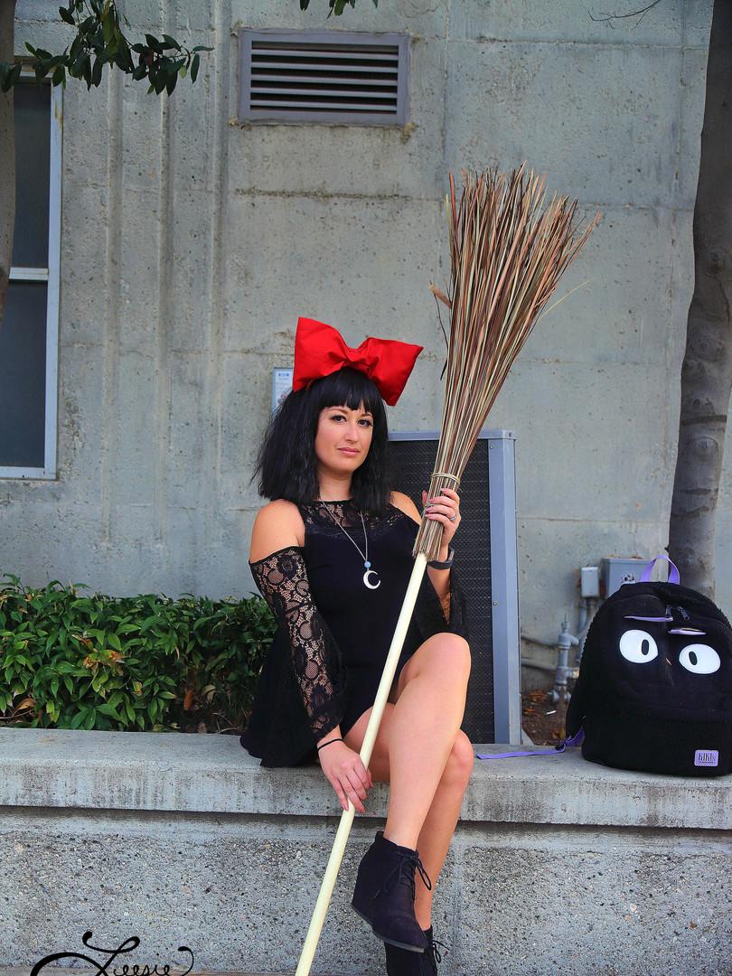 Leesie Foxx Kiki's Delivery Service Anime Impulse 2019