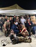 Leesie Foxx Apocalypse Party Halloween 2020