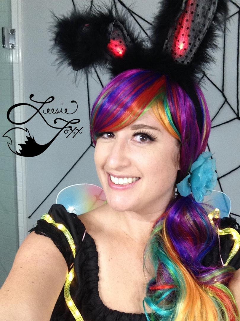 Leesie Foxx Dante Spirit Guide