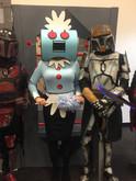 Leesie Foxx Rosie the Robot Nerd Expo 2019