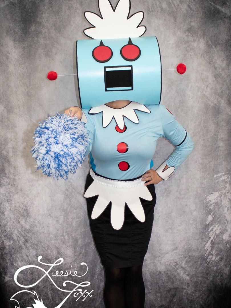 Leesie Foxx Rosie the Robot