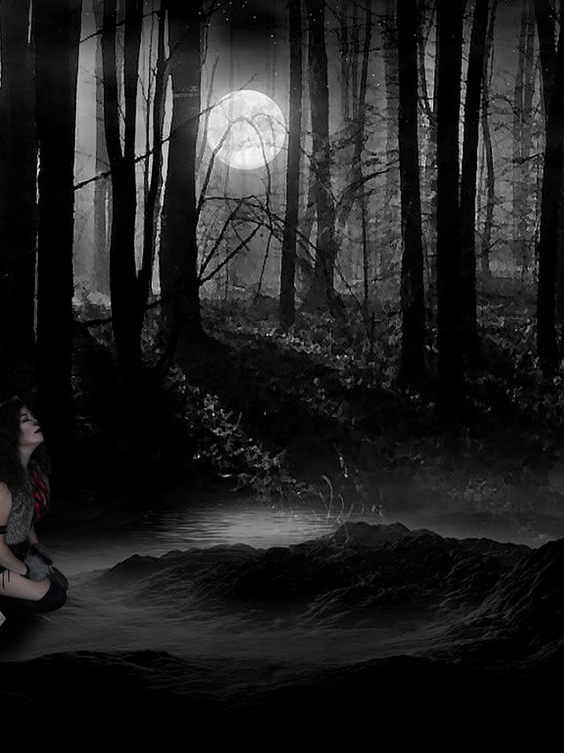 Leesie Foxx Werewolf Steampunk Moon Howl