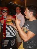 Leesie Foxx Hamburgalar Key West Halloween 2012