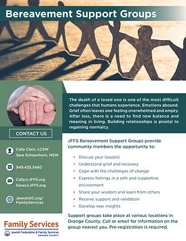 Bereavement Support Group_Family Service