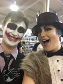 Leesie Foxx Mrs. Penguin Richmond Comic Con 2017