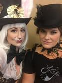 Leesie Foxx White Rabbit Steampunk Long Beach Comic Con 2018