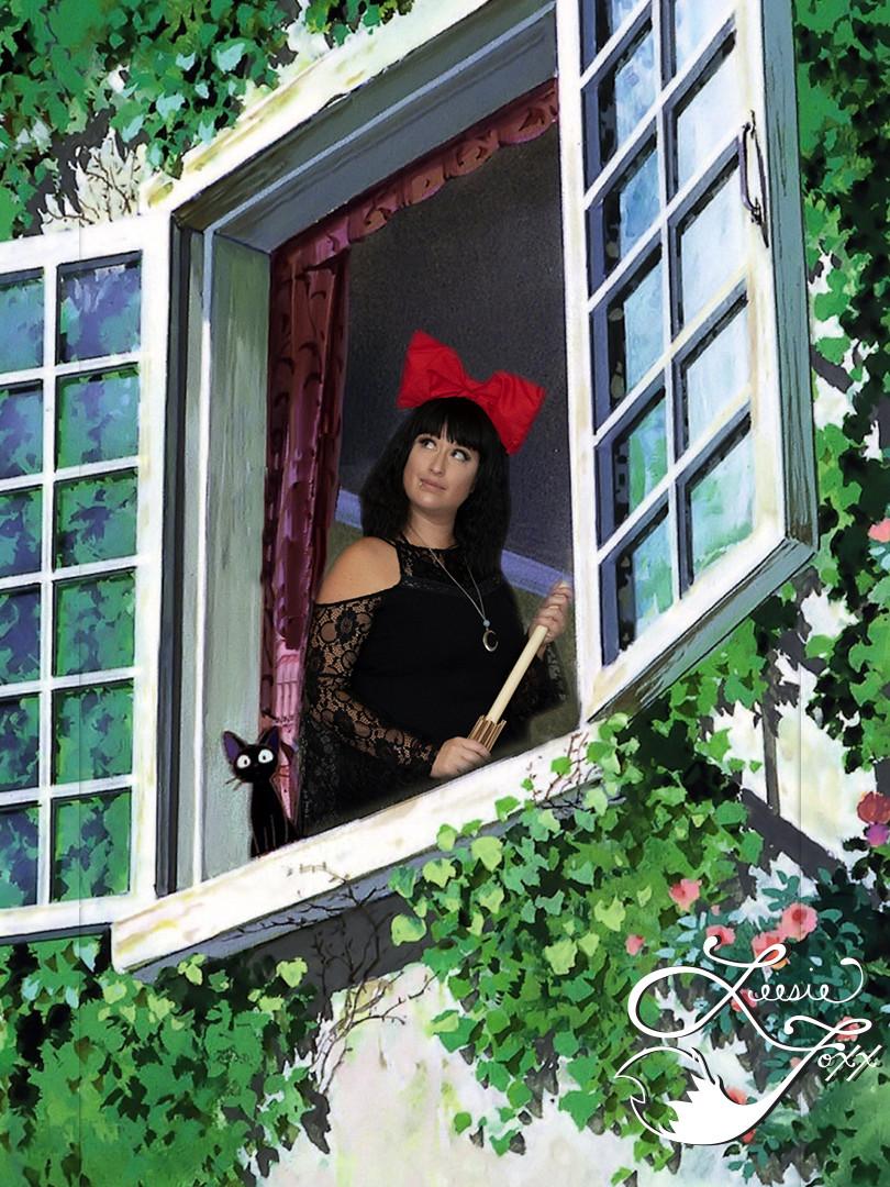 Leesie Foxx Kiki's Delivery Service