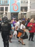 Leesie Foxx Mandalorian Stan Lee's LA Comic Con 2017