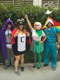 Leesie Foxx Mint Berry Crunch Coon & Friends