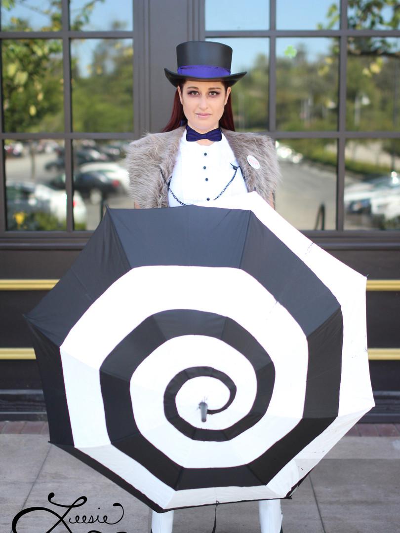 Leesie Foxx Mrs. Penguin