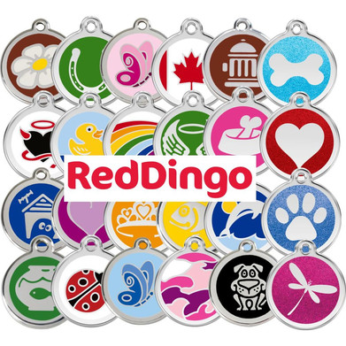 Red Dingo Tags
