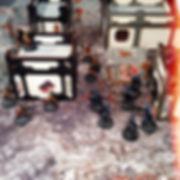 2184 génération war - jeu de figurines