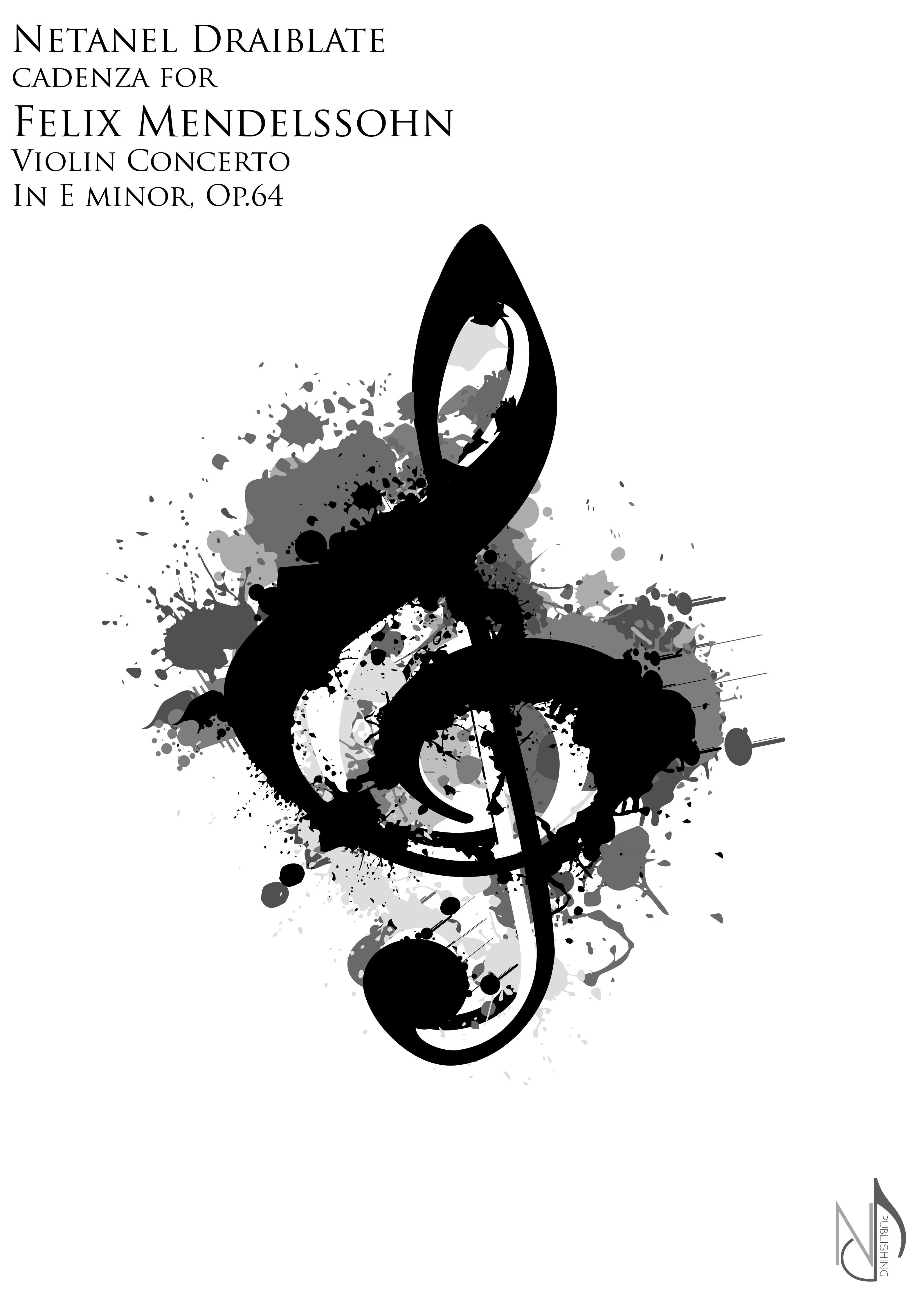 Mendelssohn Concerto Cadenza