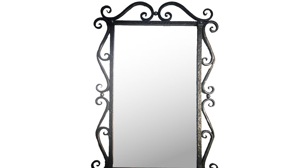 Free Duty- Duty free- Glass, Mirrors hand forged, magical fairy