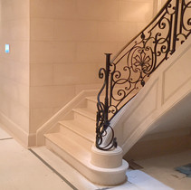 Railings for private home in Manhatan NY