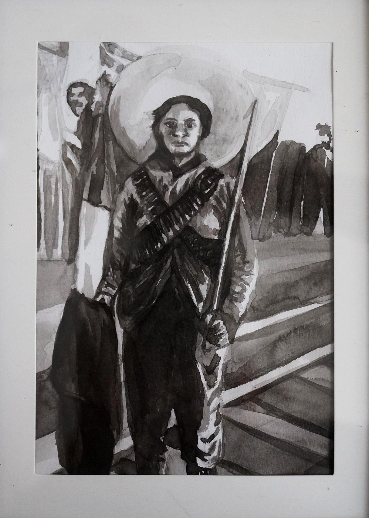 Miliciana (Revolución Mexicana)