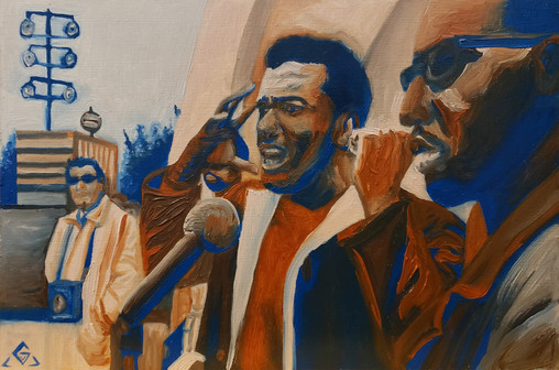 Fred Hampton, Revolutionary