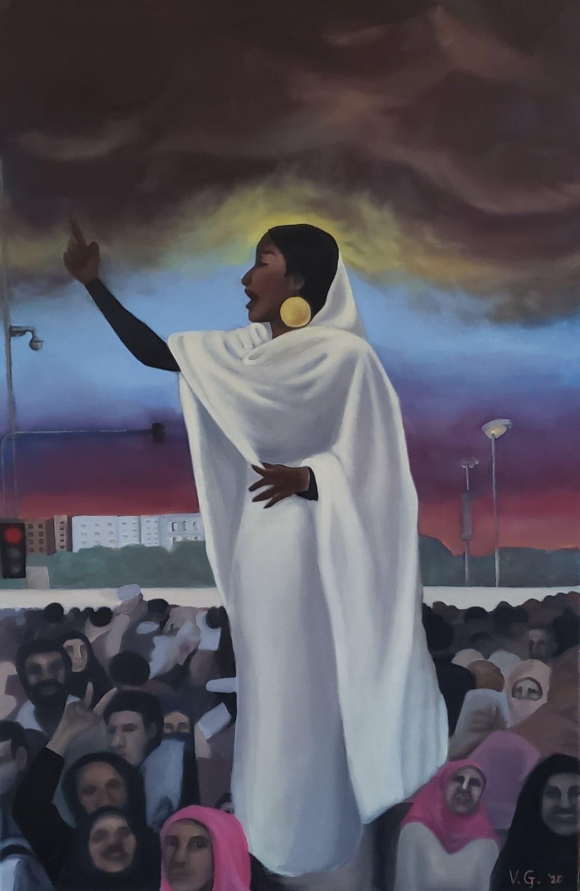 Bringer of Change (The Sudanese Revolution)