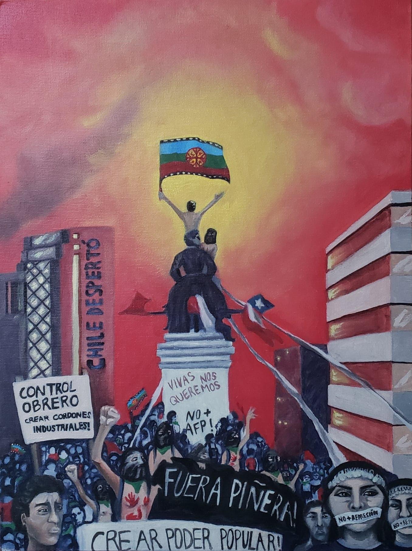 La Revolución de Octubre (Chile 2020)