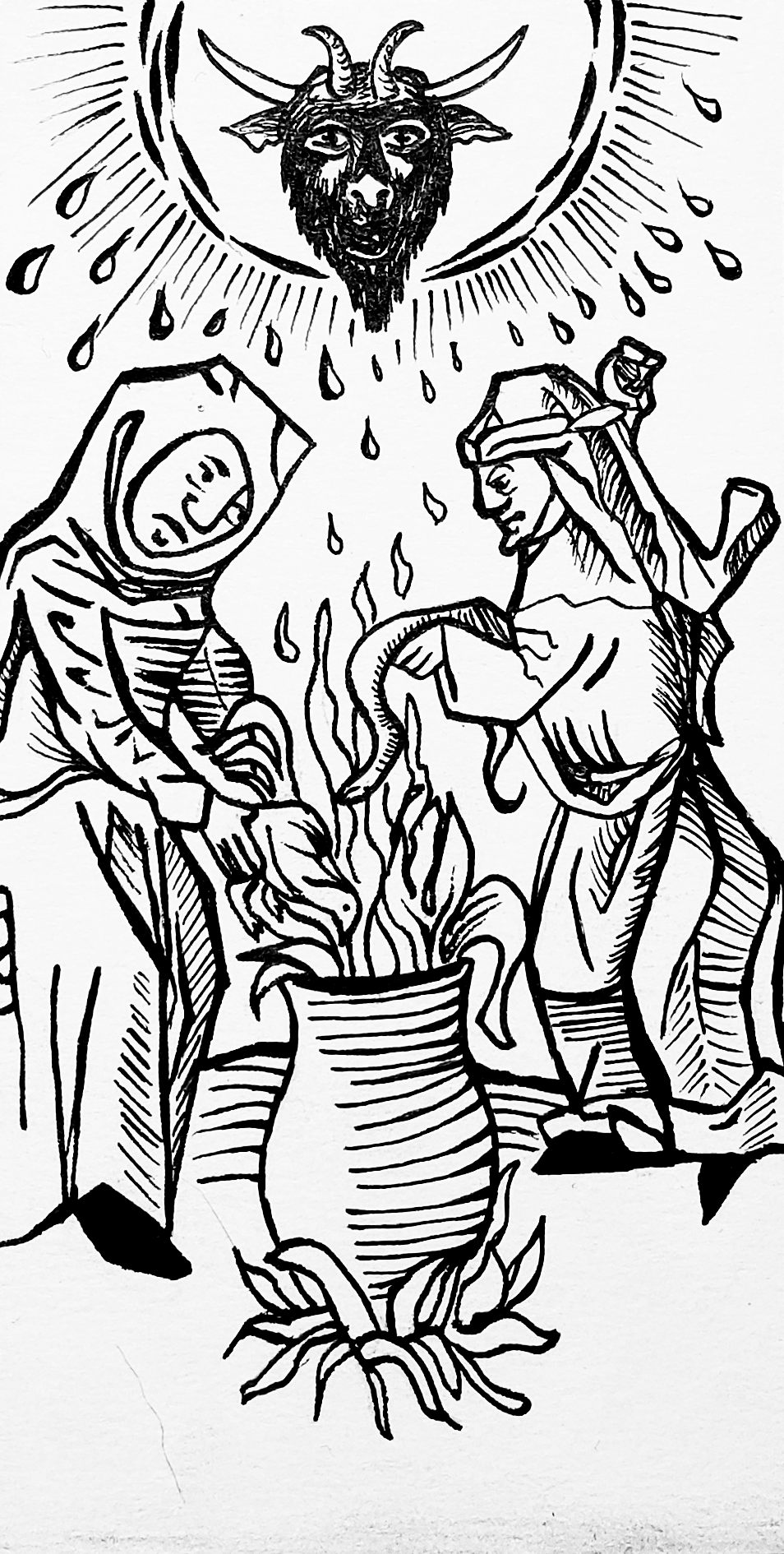 Witches at The Steak