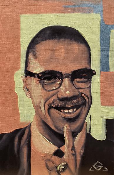 Happy Malcolm