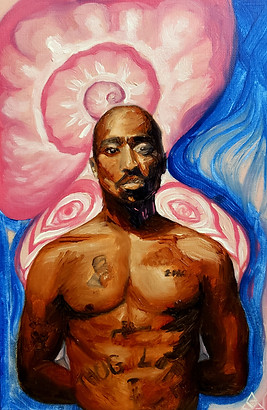 Tupac Shakur, Revolutionary