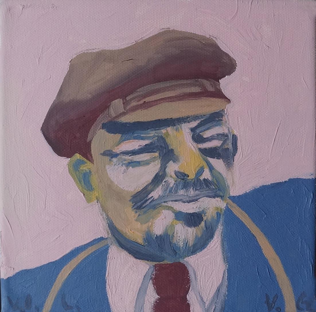 Lenin in Pink