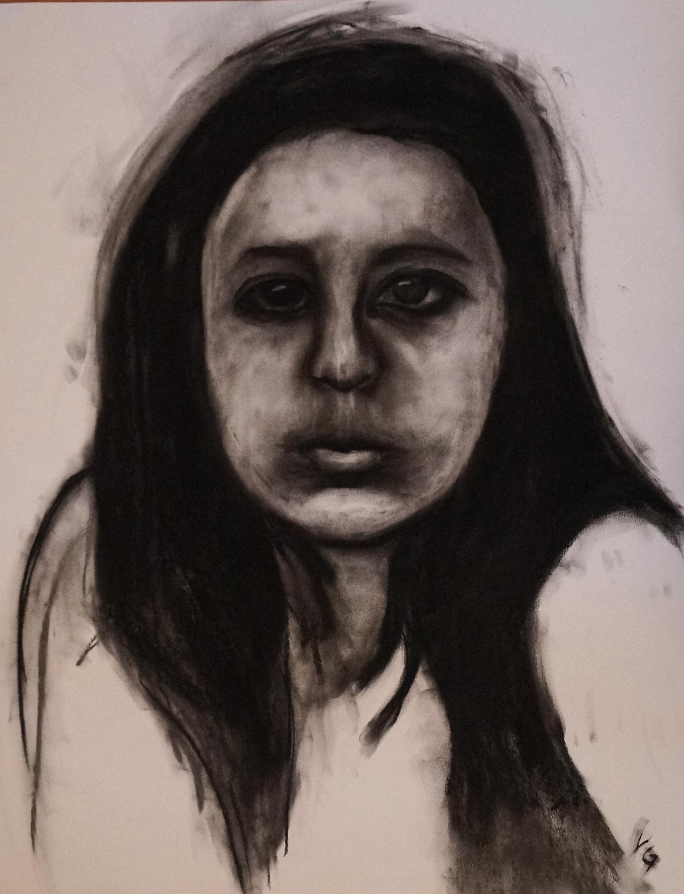 Self-Portrait #26
