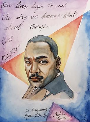 Rest In Power, MLK Jr.