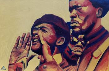 Bobby Seale, Revolutionary