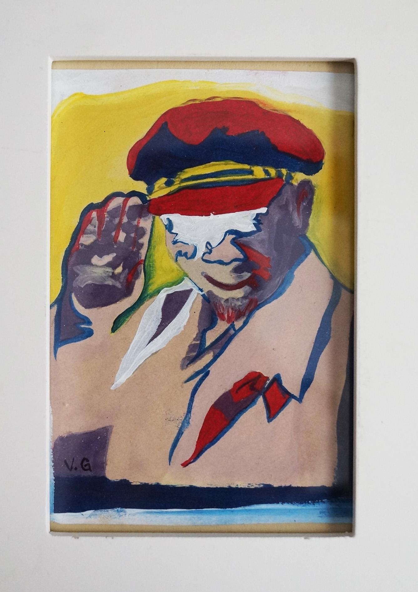 Pop Art Lenin