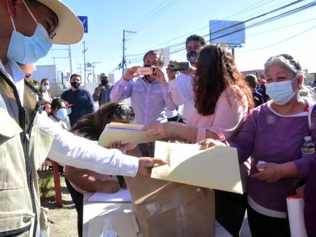 Historias de los que esperan; AMLO en Ciudad Juárez