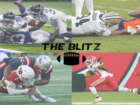The Blitz, Capítulo XII; La interminable semana 12