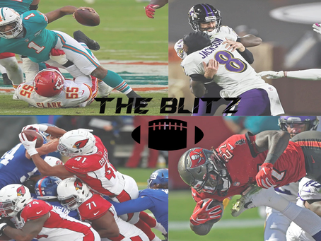 The Blitz, Capítulo XIV; Bendita NFL, no nos dejes nunca.