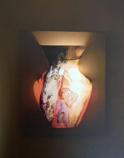 the breathe of life 25x28         silk lighting _2006