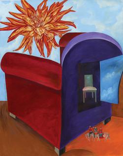 또다른세계 Anotherworld. acrylic on canvas.50 호_2011.