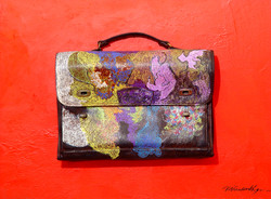 painting on Leather (3)-1