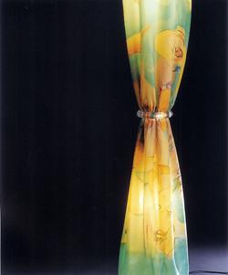 A spring woman 83x182 silk lighting _2005