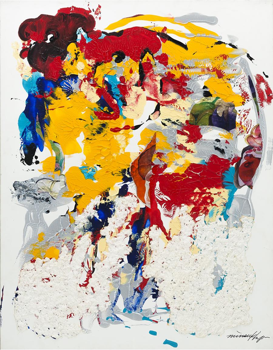 흔적_(trace)_____116x91cm___acrylic_on_canvas.koreanpaper_2008
