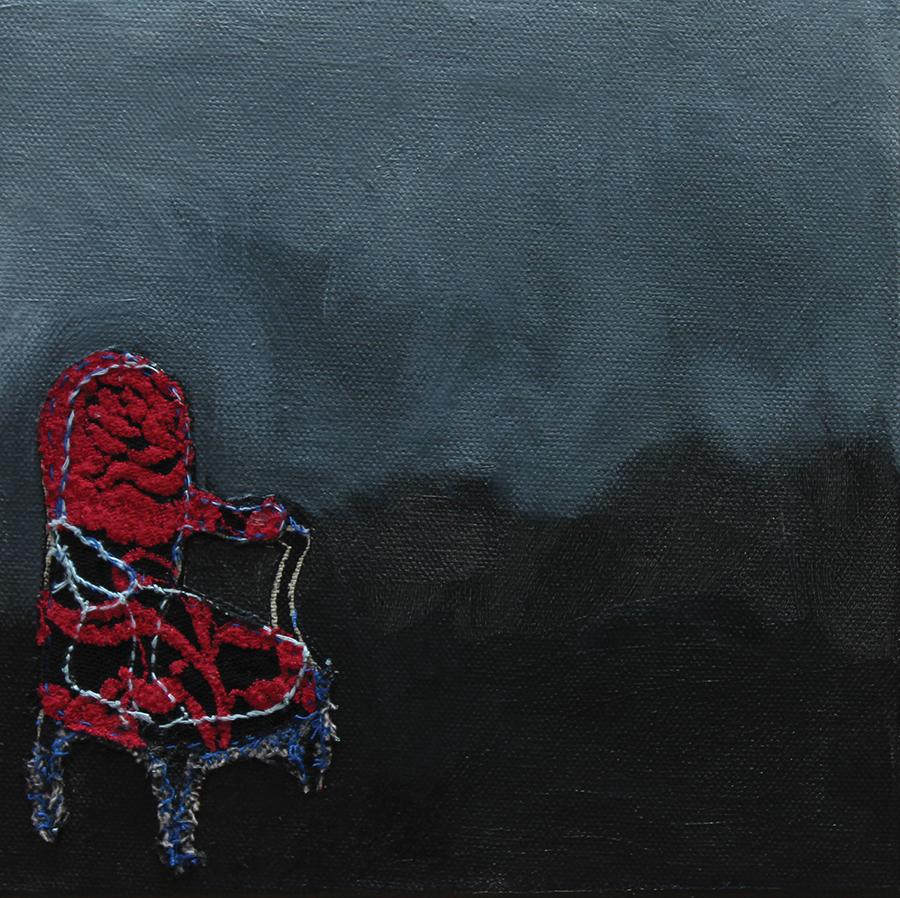 darkroom 25x25cm,acrylic on canvas_2015