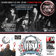 Up Next: Miozzifest, Saturday 3/11