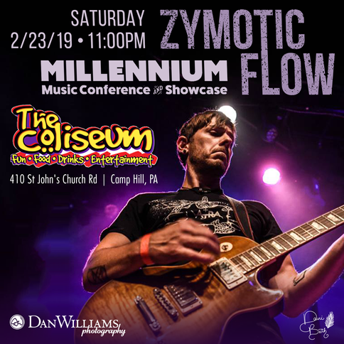 Z Flow Returns to MMC 2019