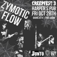 Z Flow 10/28 at Creepfest 3 (Harper's Pub)