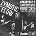 Z Flow 10/28 at Creepfest 3 (Harper's Pub)