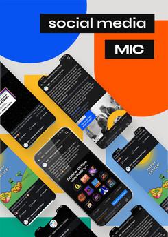 MIC SM | Motion - Illustration