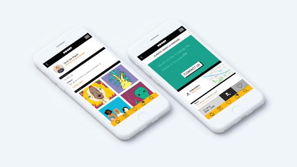 FiPost App | UX/UI