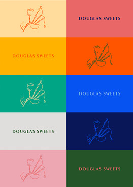 Douglas Sweets | Branding
