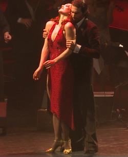 Real y Lujanera - Rojotango 2012