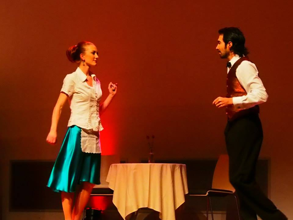 Los Porteñitos - Show Thun 2013
