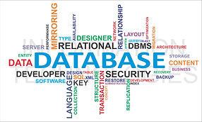 Database Word Map